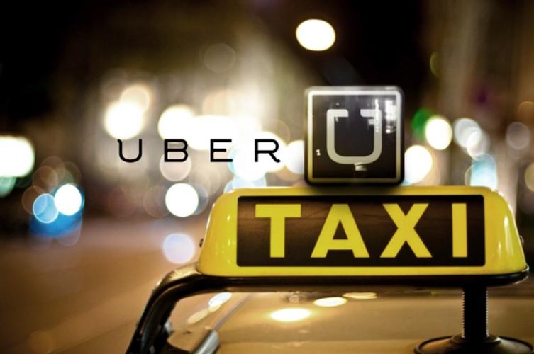 Как стать водителем Uber-такси?